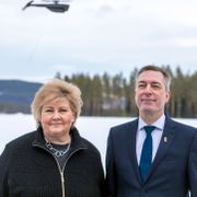 Forsvarsministeren fikk jobb som fiskeridirektør. Nå må Solberg stille i åpen høring om ansettelsen.