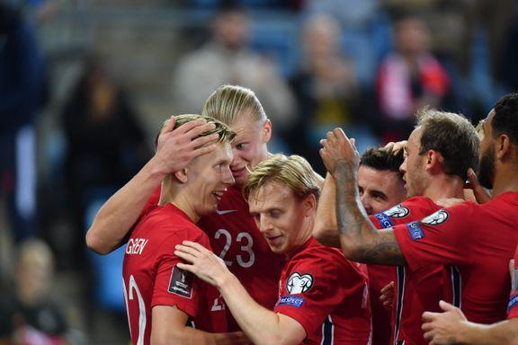 Slik kan Norge få gruppefinale i Rotterdam