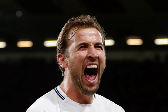 Kane-hat trick førte Tottenham forbi erkerival Arsenal