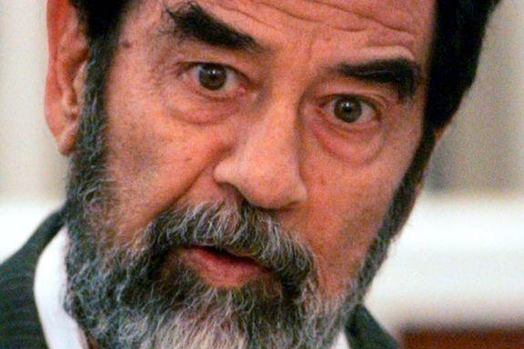 Hva snakket Saddam Hussein om i det første avhøret med CIA? En ny bok gir svaret
