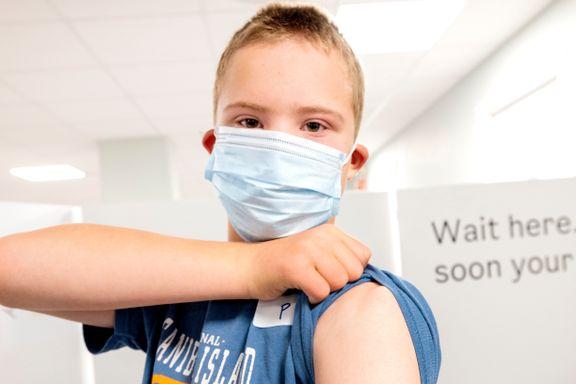 Her er Simons «biestikk». Slik tenker FHI om vaksinering av norske barn.