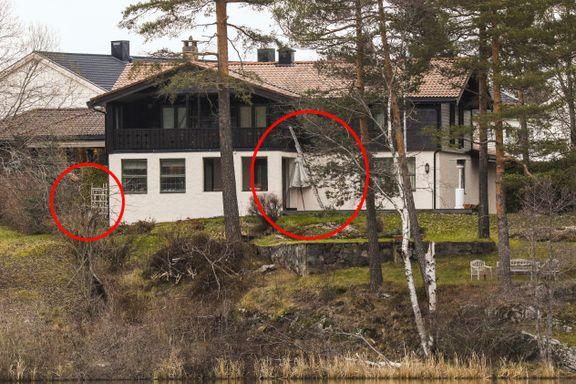 NRK: Takarbeidere kalt inn til avhør - stige og stillas sto inntil huset etter forsvinningen