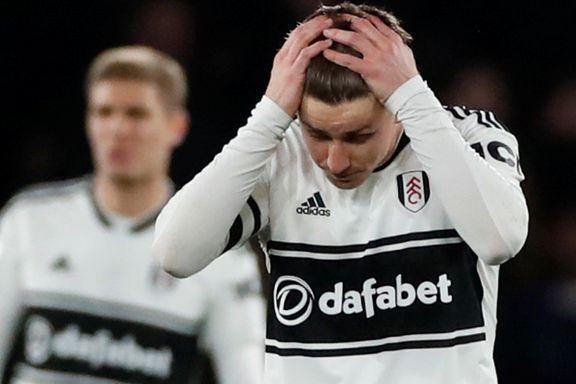 Fulham rykket ned fra Premier League