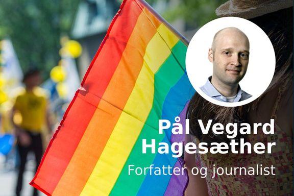 «Nye rettigheter for homofile i Vesten kan føre til tilbakeslag i andre land.»