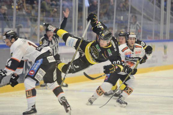 DIREKTE: Følg Stavanger Oilers - Frisk Asker og chat med vår reporter