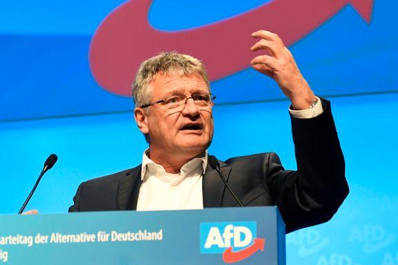 Tysklands største opposisjonsparti kan bli satt under overvåking av staten