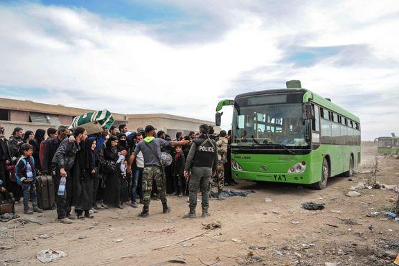 Her øyner Syrias president den største seieren siden Aleppo