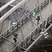 Tromsø satte nedbørsrekord i april – nå kommer regnet til Sør-Norge