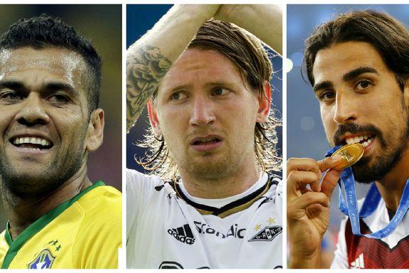 Stefan Strandberg på liste med stjerner som Khedira og Alves