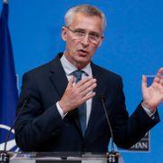 Stoltenberg møter USAs president mandag