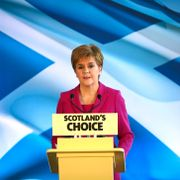 Skottlands førsteminister: Skottene har rett til ny folkeavstemning om selvstendighet