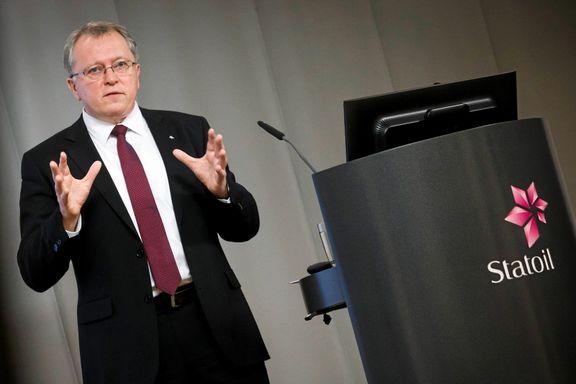Betydelig svakere resultat for Statoil