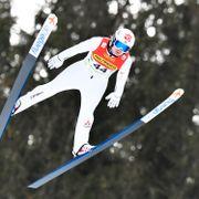 Marius Lindvik best i kvalifiseringen i Rasnov