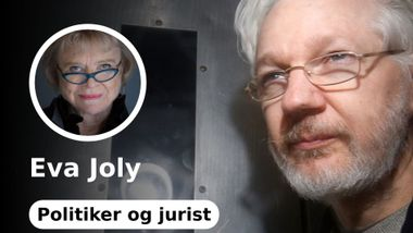 Assange dør i Belmarsh-fengselet. Og vår ære dør med ham.
