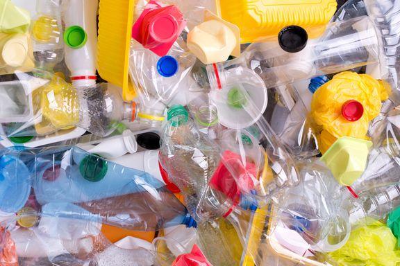 Hver fjerde uke kommer de og henter plastsøppelet ditt
