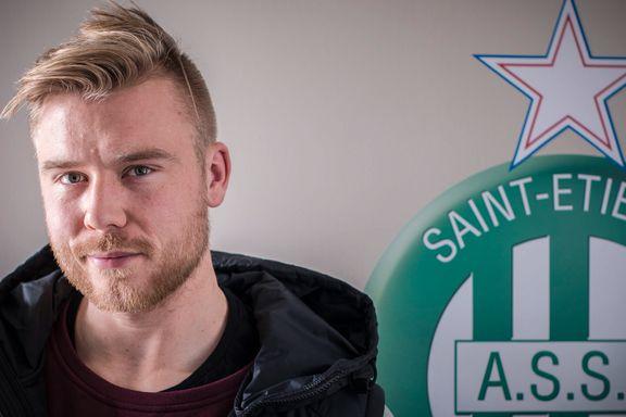 Søderlund har lekt med tanken på Rosenborg-retur