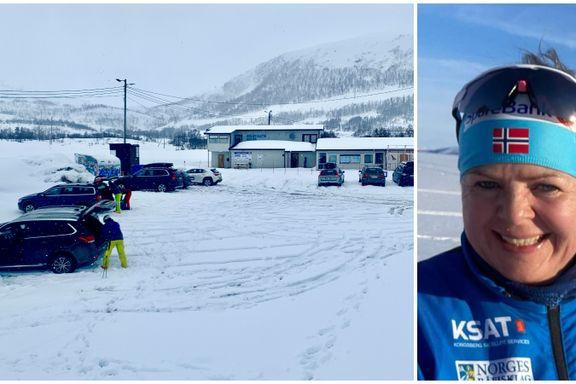Her har «halve Tromsø» stått gratis i årevis. Nå setter Marthe Lise ned foten.