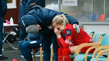 Tårer i Oslo vest: Den gamle storklubben styrer mot nedrykk