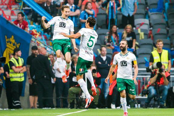 Torsteinbø scoret mot rivalen Djurgården