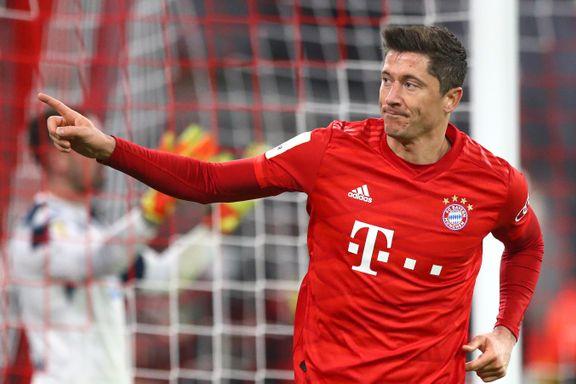 Jumbolaget nær poengskrell i Bundesliga. Det ville ikke stjernespissen ha noe av.
