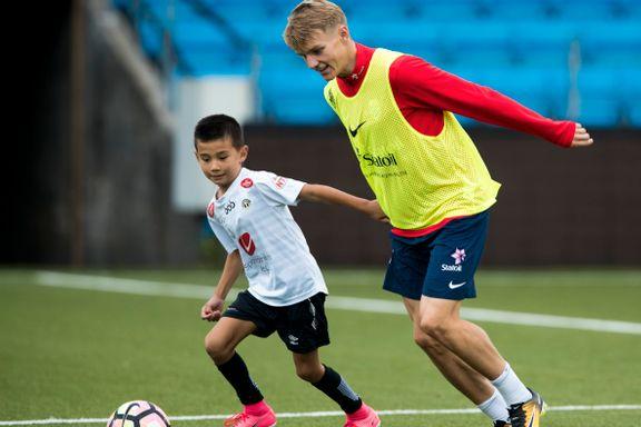 Debatten om talentutvikling: – Skal ikke lage fotballfabrikker for ungene