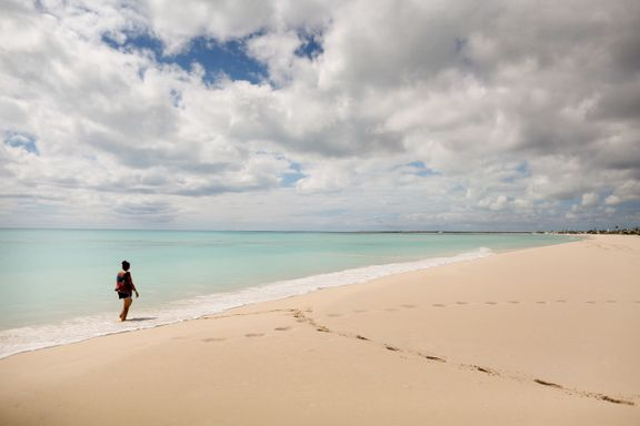 Ingen på øya har egen eiendom. I stedet eier de alt i fellesskap. Nå kan det snart bli et tapt paradis.