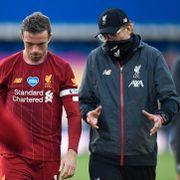 Liverpool-kapteinen mister resten av sesongen