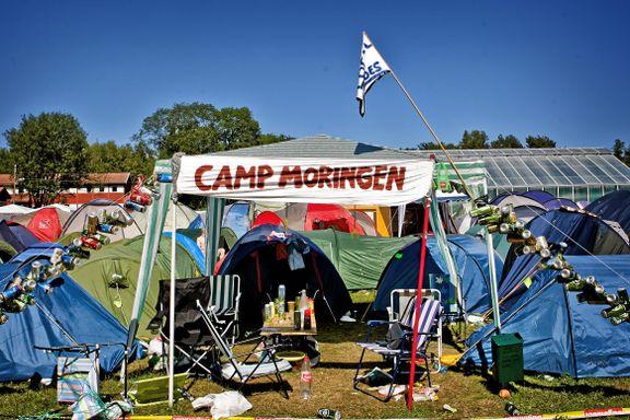 Det blir forbudt med medbrakt alkohol på festivalcamper
