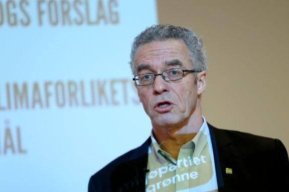 MDG-Hansson: Hatten av for Venstre og KrF