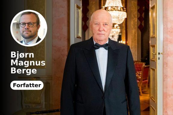 Se ikke helt bort ifra at Greta Thunberg nevnes i kong Haralds nyttårstale i år