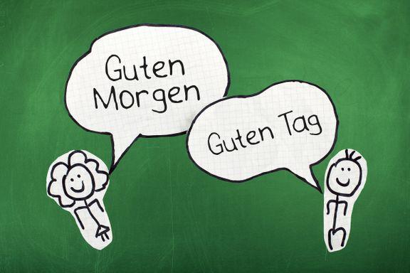 Ja til obligatorisk fremmedspråk nummer to!