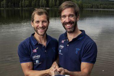 Denne duoen er gullfavoritter i VM: Slik beskriver de hverandre