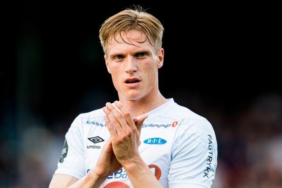 Ranheim-profil klar for eliteserieklubb