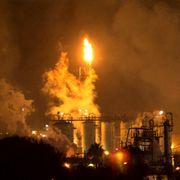 Kraftig eksplosjon i kjemisk fabrikk i Spania