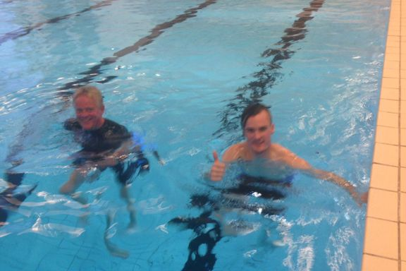 Skjølsvik-bloggen: - Slik trener jeg meg opp etter skaden