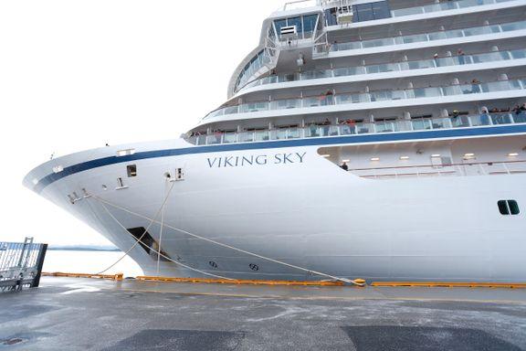 Den amerikanske havarikommisjonen vil undersøke «Viking Sky»