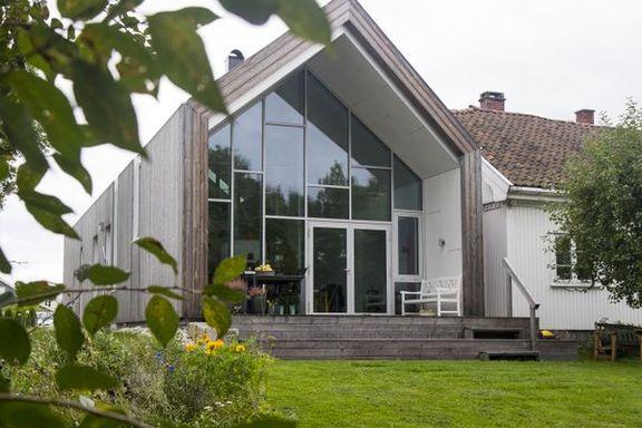 Huset fra 1860 ble for trangt. Nå har arkitekten fått internasjonal oppmerksomhet for tilbygget.