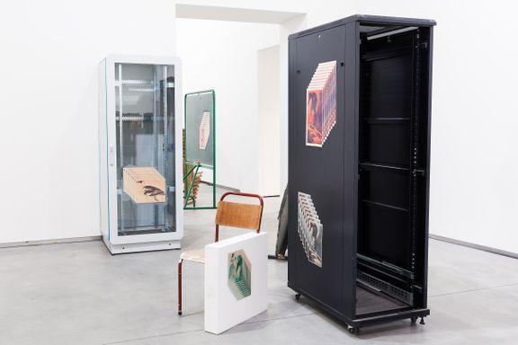 Ny utstilling på Astrup Fearnley: Matias Faldbakken vrenger våre forestillinger om kunst