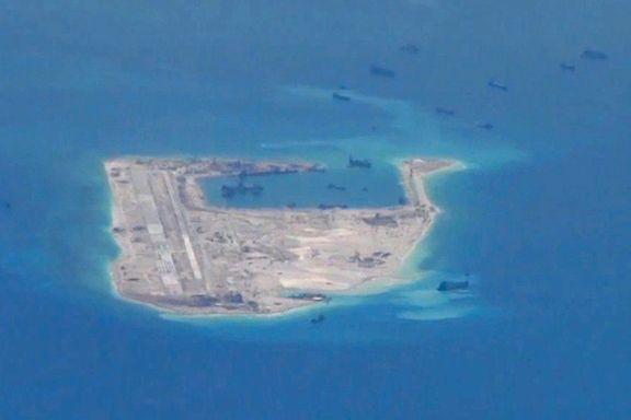 USA utfordrer Kina om Sør-Kinahavet