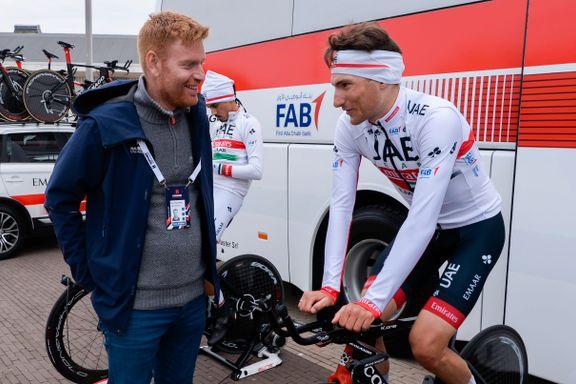 Hegreberg løser sykkelfloke: Påtar seg å arrangere NM