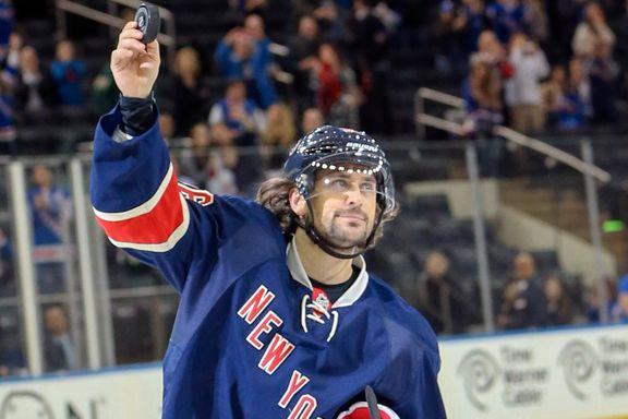NHL-stjerner har lagt merke til Zuccarellos forvandling utenfor banen