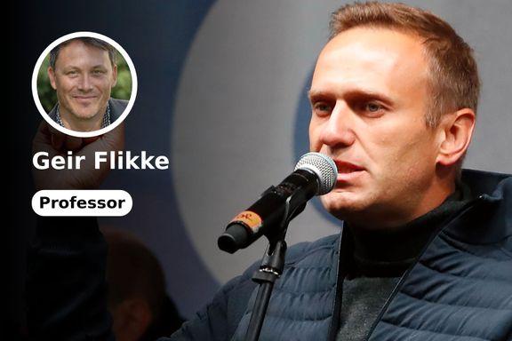 Putin har unngått å nevne navnet hans. Hvem er Aleksej Navalnyj?