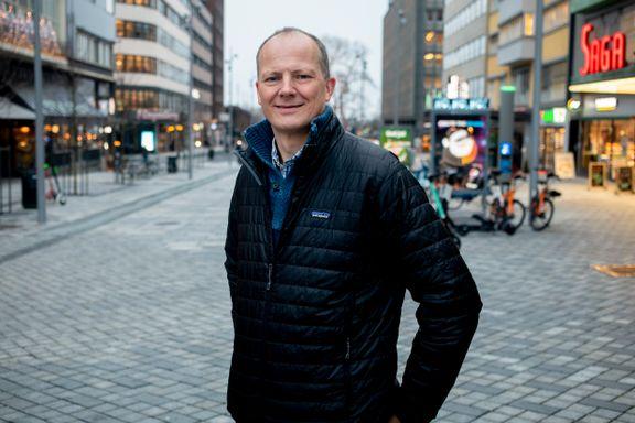 Han skal rydde opp i Oslo Frp. Ketil Solvik-Olsen vil tenke nytt om innvandring.