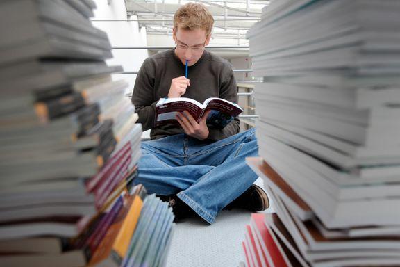 En av seks studenter innrømmer eksamensjuks