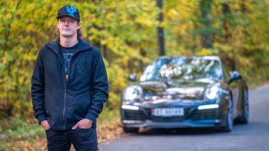 Sigurd Wongraven har kjøpt sin syvende Porsche. – Når alt klaffer, er det lite som er gøyere.
