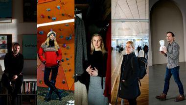 – Designere som lykkes internasjonalt, gjør det på tross av at de er norske. Ikke fordi de er norske.