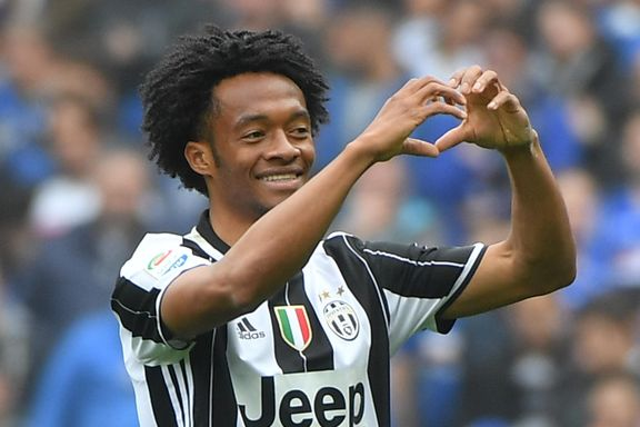 Juventus nærmer seg Serie A-tittelen etter Cuadrado-scoring