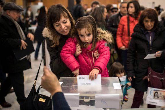 Valgprognoser: Separatister i Catalonia ligger an til rent flertall