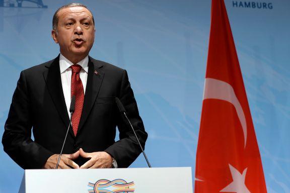 Erdogan: Ikke sikkert Tyrkia ratifiserer Parisavtalen