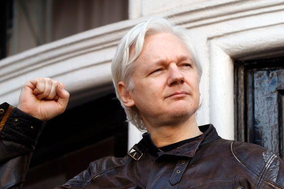 Wikileaks-grunnleggeren kan bli kastet ut fra ambassaden
